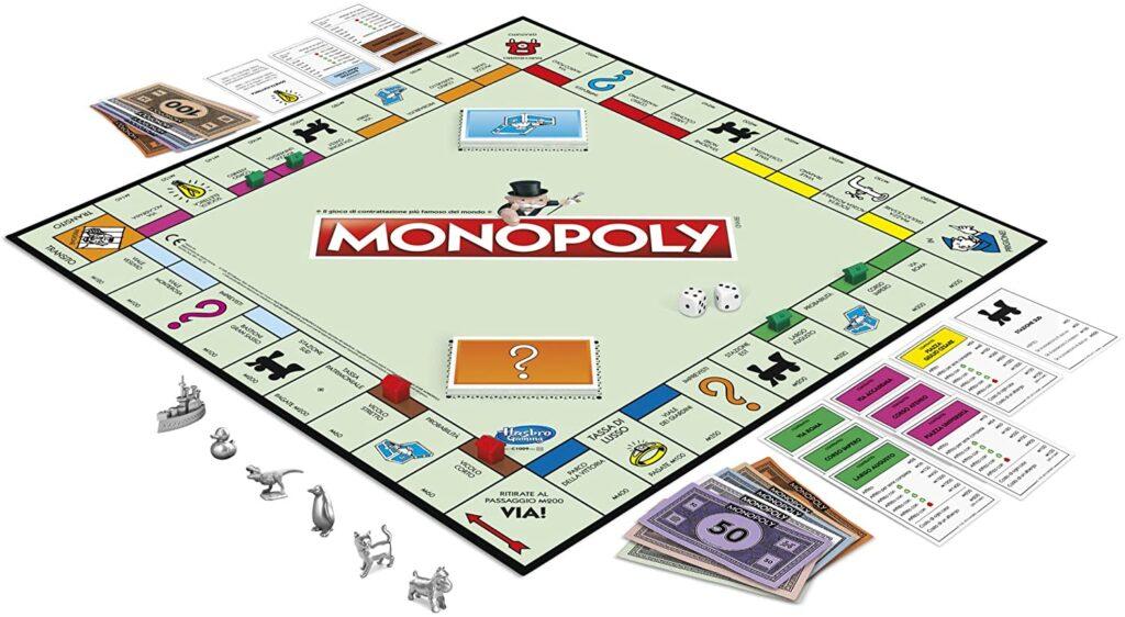 Regalo per bambino di 10 anni: 5 giochi da tavolo divertenti monopoli