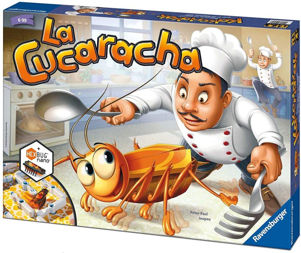 Regalo per bambino di 10 anni: 5 giochi da tavolo divertenti la cucaracha