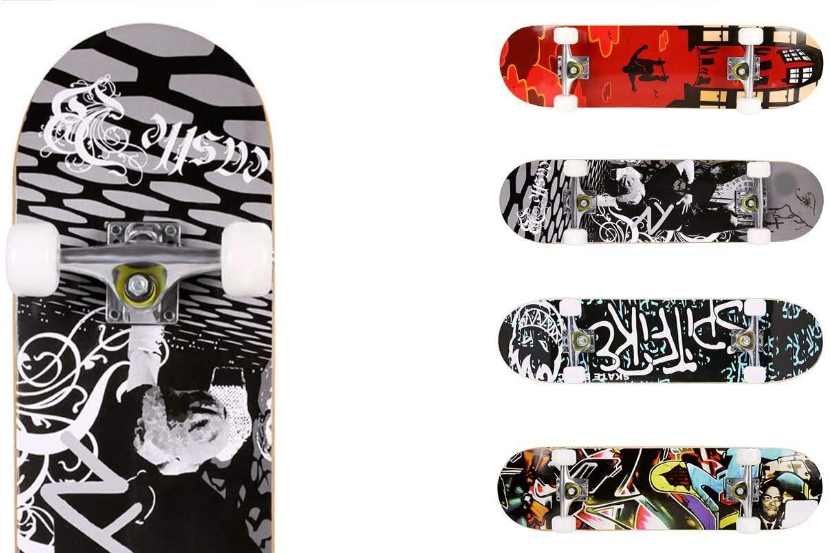 idee regalo per un ragazzo di 15 anni skateboard