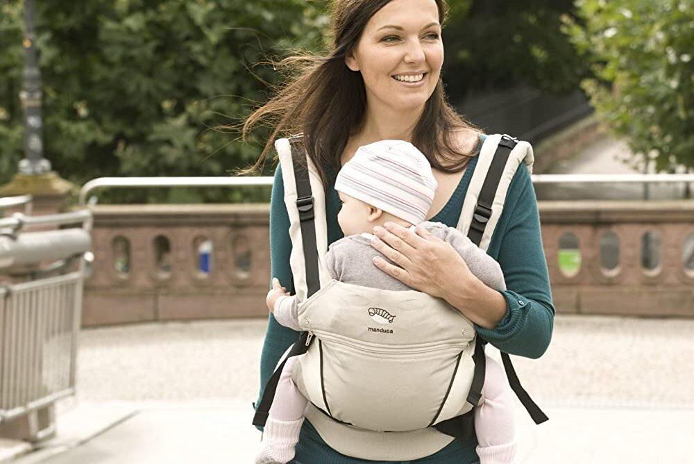 Marsupio porta bebè: 5 modelli per un regalo utilissimo