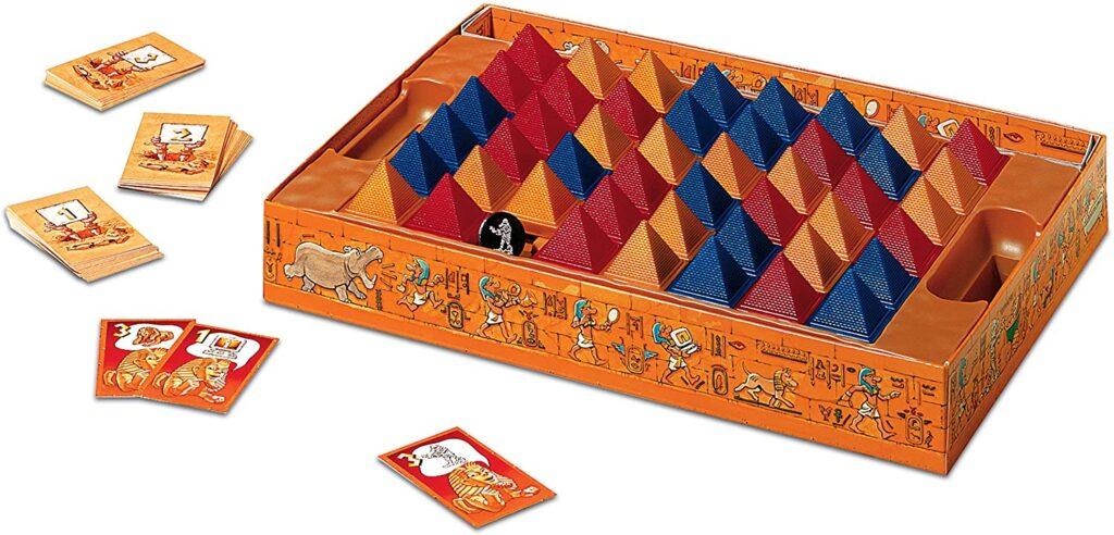 Regalo per bambino di 10 anni: 5 giochi da tavolo divertenti faraon